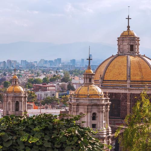 Ciudad de México: Encantamiento citadino como ningún otro