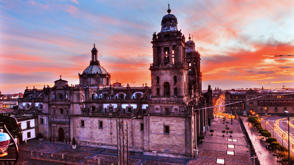 Bogotá – México